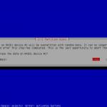 Ecrire des données aléatoires sur l'ensemble de la partition