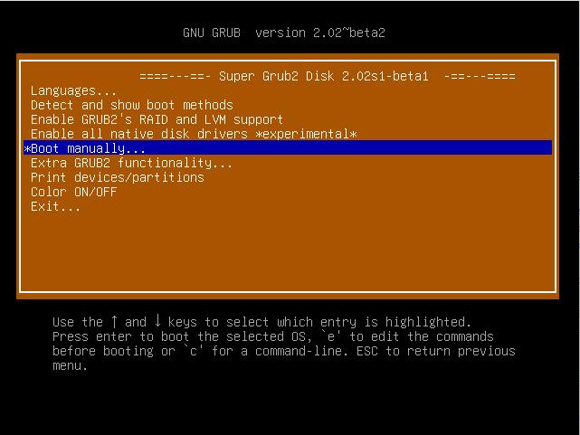 Super Grub Disk_210